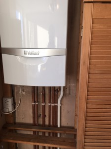 New Vaillant Combi Boiler Fitted in Bury